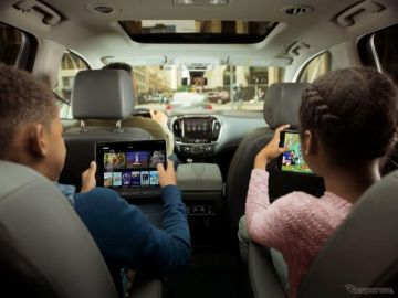 GM、車載Wi-Fiデータサービスの契約者が100万人を突破…自動車メーカー初