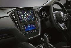 パナソニック、スバル車向け純正カーナビを刷新…新プラットフォームを採用