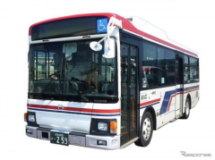 AIを活用してダイナミックルーティング 会津バスが中型バスでサービス開始
