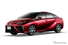 カレコ・カーシェアリング、トヨタ『MIRAI』を導入 6時間5320円より