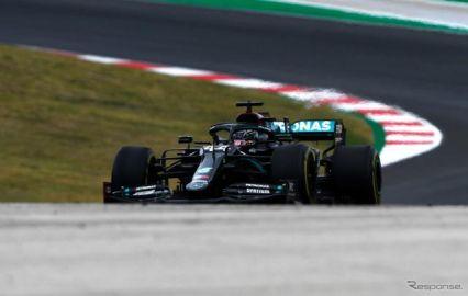 【F1 ポルトガルGP】ハミルトンがシューマッハの持つ最多勝利数を抜く92勝目を記録
