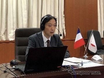 日仏で意見交換、自動運転の実現に向けて 政府当局者