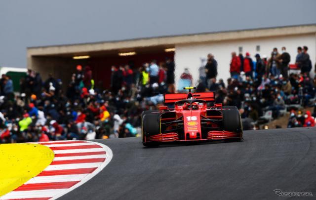 F1ポルトガルGP《Photo by Rudy Carezzevoli/Getty Images Sport/ゲッティイメージズ》