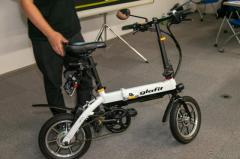 ハイブリッドバイク、「自転車」と「電動バイク」の切り替え可能に…グラフィット GFR に新技術等実証制度の認可
