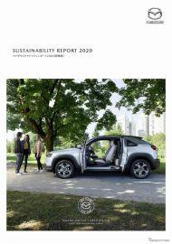 マツダ、サステナビリティレポートを発行…量産EV『MX-30』の開発に込めた想いを特集