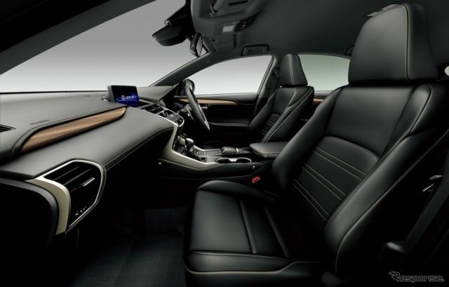 レクサス NX300ブロンズエディション《写真提供 レクサス》