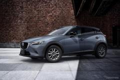 マツダ CX-3、1.5Lガソリン車に特別仕様車…カジュアルな室内空間と充実の快適・安全装備