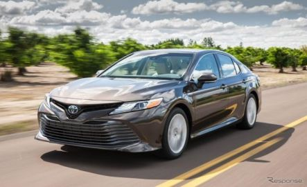 トヨタ自動車の世界販売、9年ぶりのマイナス---19.0%減の401万1479台で 2020年度上半期