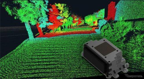 コンチネンタル、次世代LiDARを2024年に量産化へ…自動運転センサー企業に出資