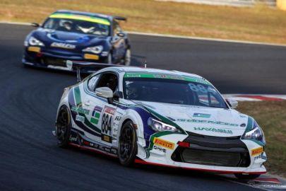 【スーパー耐久 第3戦】Gr.2決勝は884号車 林テレンプSHADE RACING 86が逆転で今季初V