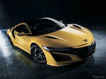 F1撤退のホンダ、次期 NSX に注力…タイカンを超えるスーパーEVか?