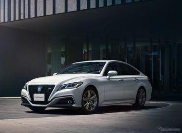 トヨタ クラウン、内外装の質感向上…ドライバー異常時対応システムなど安全機能も進化