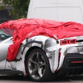 フェラーリ2番目のオープン・ハイブリッド車『SF90 スパイダー』設定か