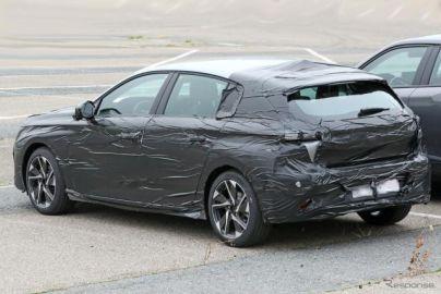 プジョーの本命『308』次期型、最終デザインが見えた…PHEVスポーツモデルも
