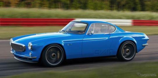ボルボの名車『P1800』、420馬力ターボ搭載で復刻生産へ…エンジンや内装の写真