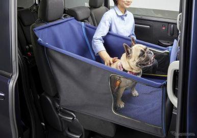 ホンダ、愛知県初開催の「インターペット」に出展…愛犬とのお出かけや車中泊を提案