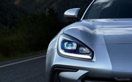 スバル BRZ 新型、ドライバー目線のティザー映像…11月18日発表