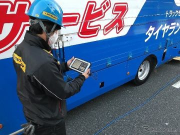 住友ゴム、レベル4自動運転車の空気圧モニタリングシステムを構築 公道実証実験を実施