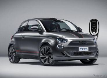 フィアット 500 新型、純正カスタマイズパーツ「MOPAR」を欧州発表