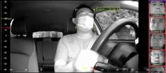 マスク着用顔にも対応、ドライバーモニタリング向け画像認識ソフトウェアをバージョンアップ