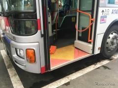乗合バスのノンステップバス導入率が6割台 2020年3月末現在