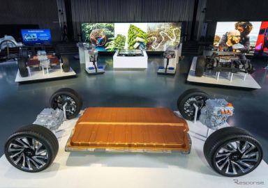 GMがフルEVを30車種、2020年代半ばまでに…キャデラックやシボレーなど全ブランド