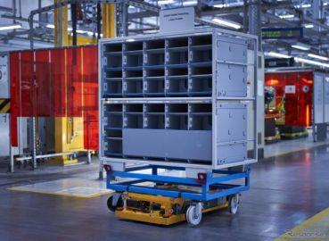 BMW、自動運転の新会社を設立---物流分野における自律型ロボットの開発を強化