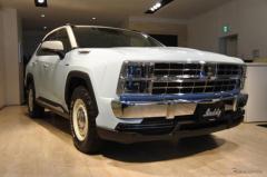 【光岡 バディ】レトロなアメリカンSUV登場…日本車のサイズ感や上品さをデザインに落とし込む