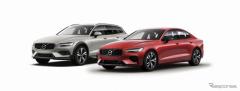 ボルボ、日本国内全モデル電動化が完了…S60 と V60クロスカントリー にマイルドハイブリッド導入