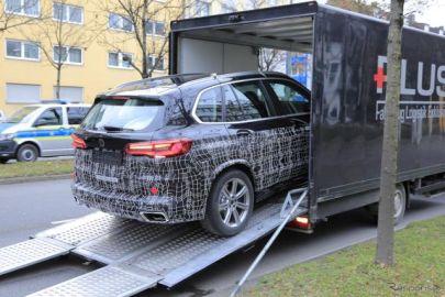 BMW X5、現行初の大幅改良へ!目玉は48Vの電動パフォーマンスモデルか