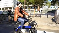 グラフィット、折りたたみハイブリッドバイクをフルモデルチェンジ…走行性能や利便性向上