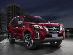 日産の新型SUV『Xテラ』、どこにでも行ける?…中東で発表