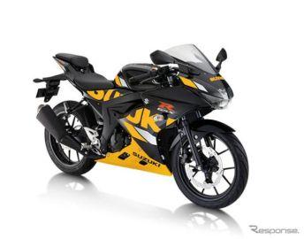 スズキ、タイの二輪車販売事業を再編…タイスズキ社は生産・輸出に専念