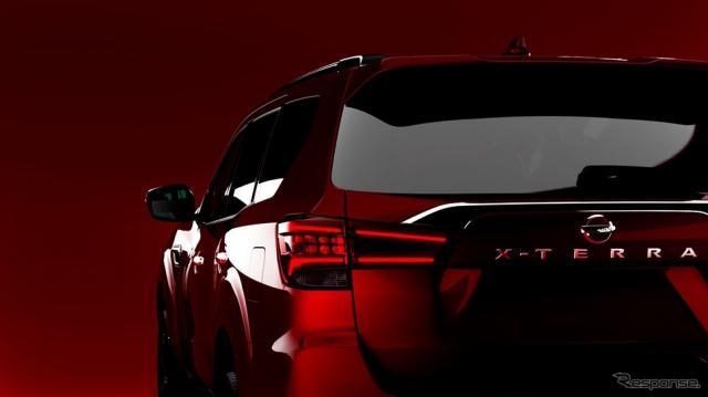 日産 Xテラ《photo by Nissan》