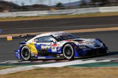 【SUPER GT 第8戦】GT500はKeePer TOM'S GR Supra以下トップ4がGR Supra…GT300もGR Supraがポール
