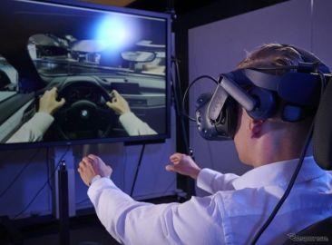 BMWの新世代EV『iX』、ゲーム技術を導入して初めて開発