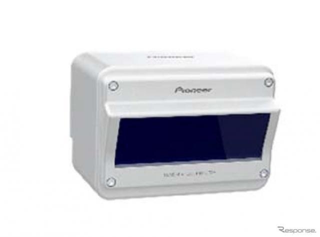 PSSIが開発した3Dライダー 2020モデル《写真提供 パイオニア》