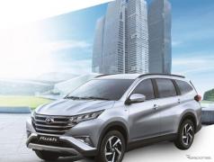 トヨタ ラッシュ に改良新型、ダイハツからOEMの小型SUV…フィリピンで発売