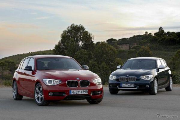 BMW 1シリーズ など1万4000台をリコール、ブレーキフルードに雨水混入