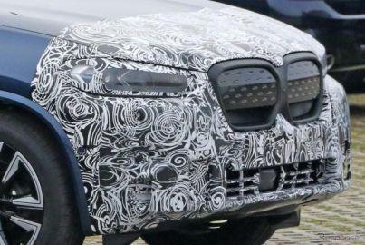 BMW iX3、早くもアップデートか!? 「Mスポーツ」初設定の可能性も