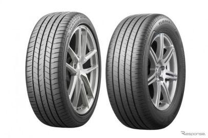 【レクサス LS 改良新型】ブリヂストンのランフラットタイヤを新車装着