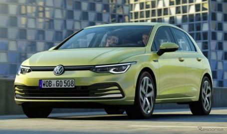 VWが新世代ガソリンターボ、48VマイルドHVにも対応… ゴルフ 新型などに搭載