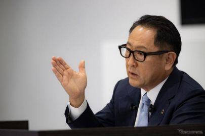 与党の税制改正大綱に「感謝する」 自工会の豊田会長がコメント