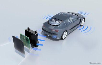 BASF、機能性プラスチック「ウルトラデュアーRX」発売 レーダーセンサーの精度向上に貢献
