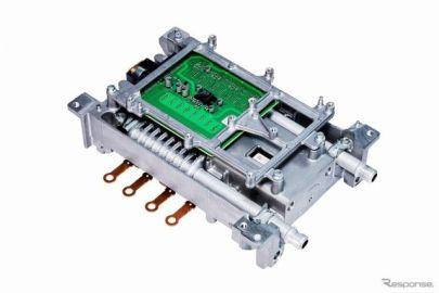 【トヨタ MIRAI 新型】デンソーのSiCパワー半導体搭載昇圧用パワーモジュール採用
