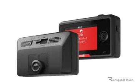 東京海上、通信機能付き2カメラドラレコ提供開始へ…わき見警告やSOS発信機能搭載