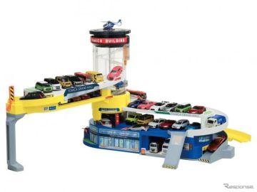 クリスマスプレゼントを探せ…自動車関連アイテム、玩具&ホビーメーカーの動向