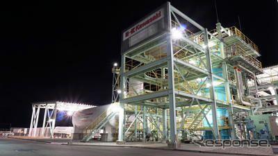 川崎重工、再生可能エネルギー由来の液化水素サプライチェーン事業化を検討