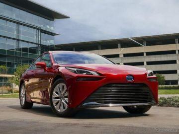 トヨタとホンダ、シェルと共同で水素燃料供給インフラを拡張…米国