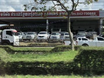 【川崎大輔の流通大陸】タイ、コロナ禍の影響と中古車流通の動き